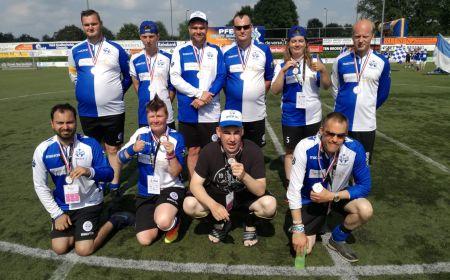 G-team behaalt bronzen medaille op Special Olympics