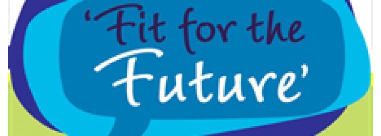 Presentatie 'Fit voor de toekomst'