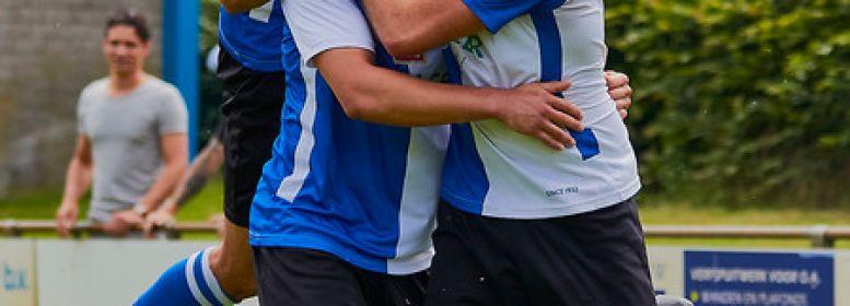 HVCH 1 deelnemer Maashorst Cup 2018