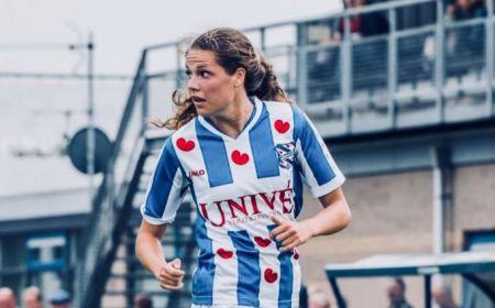 Melanie Bross geselecteerd voor Nederlands elftal vrouwen onder 23