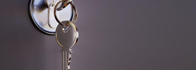Uitreiking sleutels lockers en ballenrekken