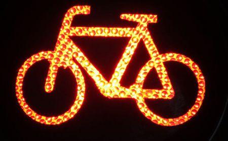 Zet je fietslamp weer aan!