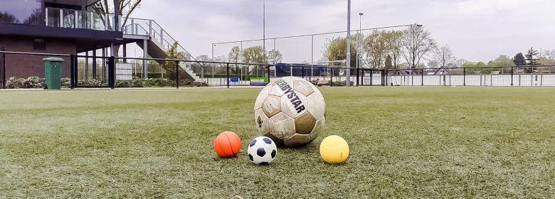 De Voetbal BSO zeer goed van start