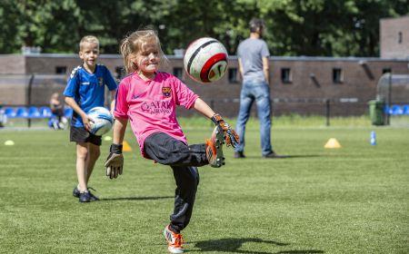 De Voetbal BSO (weer) voortvarend van start!
