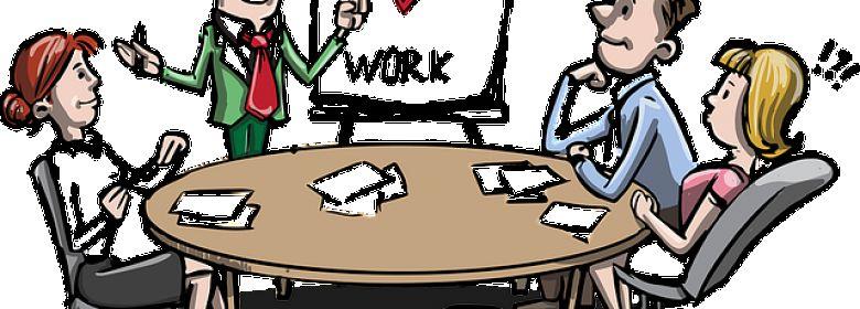 Van de bestuurstafel